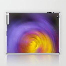 Meditation - Abstract Energy Art By Sharon Cummings Laptop & iPad Skin