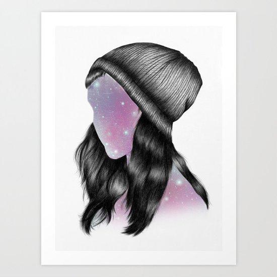 Fxxking Hipster Art Print