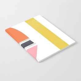 Abstract Shapes (Sky) Notebook
