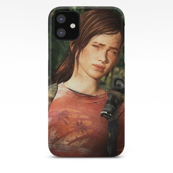 The Last Of Us Ellie Iphone Case By Jonghyun