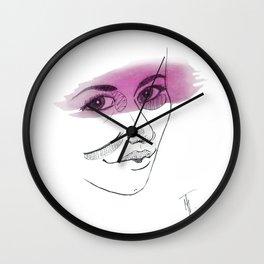 This Girl Wall Clock