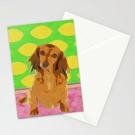 Lulu Lemon Stationery Cards