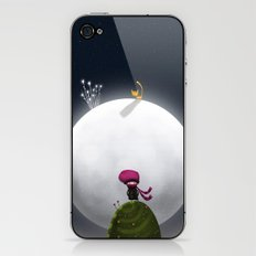 ...And the Moon iPhone & iPod Skin