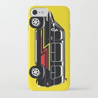 van iPhone & iPod Cases featuring Classic Van by Eyes Wide Awake