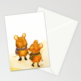 Taiwan Field Mouse Stationery Cards