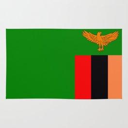 Flag of Zambia Rug