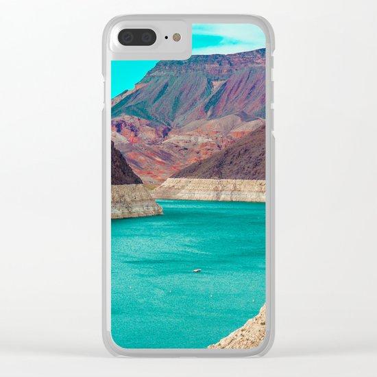 The Dam Clear iPhone Case