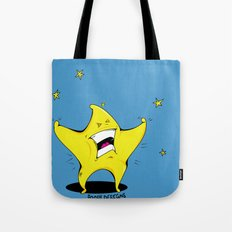 Starscream (Full Color) Tote Bag