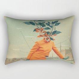 Love and Dignity Rectangular Pillow