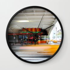 New York Grand Central Cafe Wall Clock