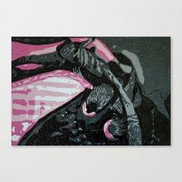 sho Canvas Print