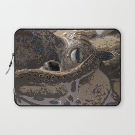 Curious Octopus Laptop Sleeve