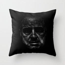 Godfather (B&W) Throw Pillow