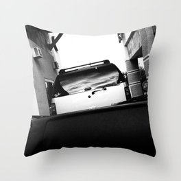 On Your Side  Throw Pillow