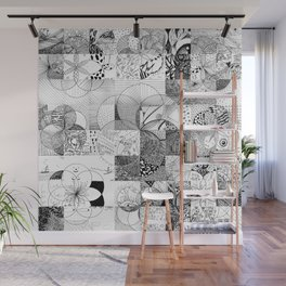 Art In Action Wall Mural
