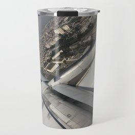 São Paulo From Above III Travel Mug