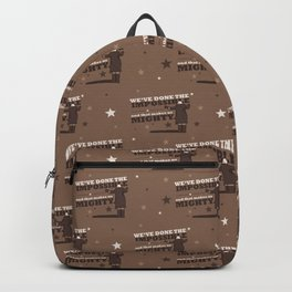 Impossible Bernie Backpack
