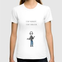 steve jobs T-shirts featuring JOBS by Nihonjin Estudio