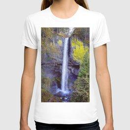 Latourell Falls, Oregon T-shirt