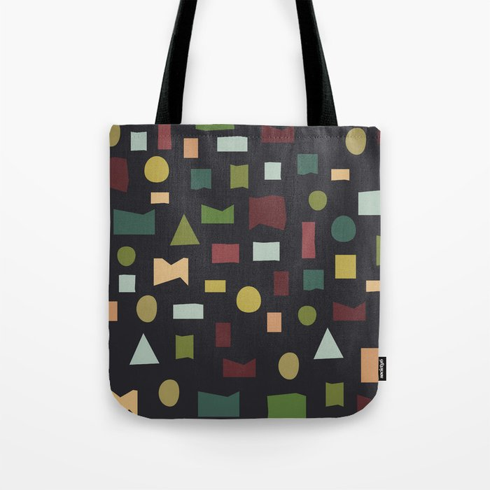The Pattern Gets Worse II Tote Bag