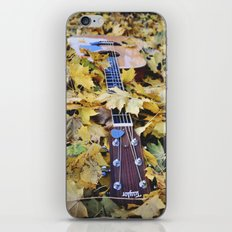 Taylor iPhone & iPod Skin