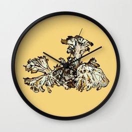Maitake Wall Clock