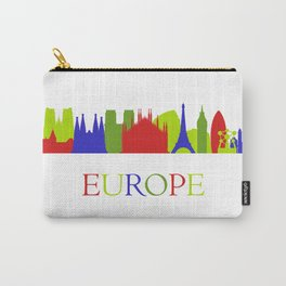 skyline europe Carry-All Pouch