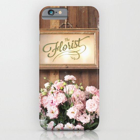 The Florist iPhone & iPod Case
