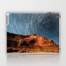 Stars on the Cliffside Laptop & iPad Skin