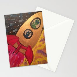 be weird. Stationery Cards
