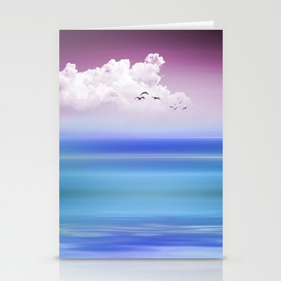 MORNING DAWN Stationery Cards