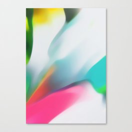 Changing the Rain 03. Canvas Print