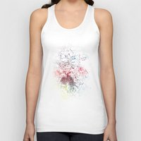 splash Tank Tops featuring Splash by Noreen Loke