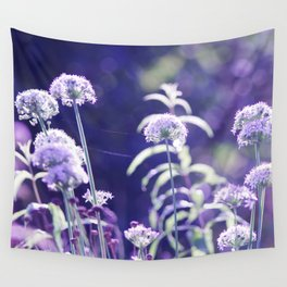 Beautiful autumn in the gardens Wall Tapestry