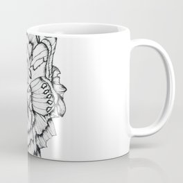 Fluttering Ink Coffee Mug