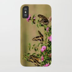 Three's Company iPhone X Slim Case