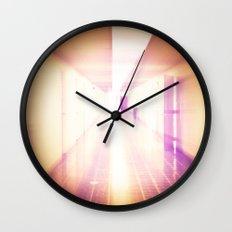 The Long Haul Wall Clock