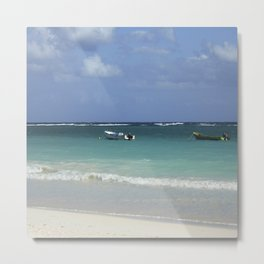 Carribean sea 12 Metal Print
