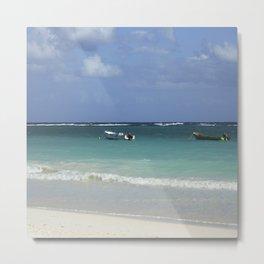 Carribean sea 12 Metal Print