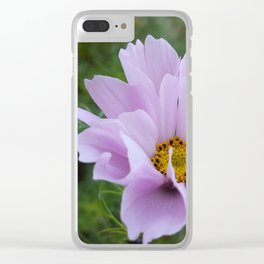 HeART in the Cosmos Clear iPhone Case