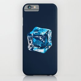 just chilln ice cube iPhone Case