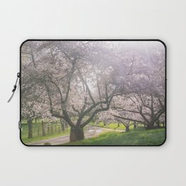 Spring cherry blossom Laptop Sleeve