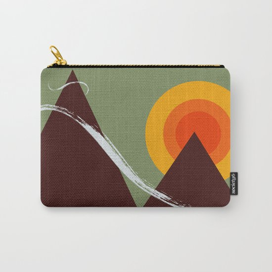 the summit Carry-All Pouch