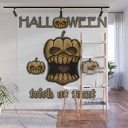 Halloween - Trick Or Treat Wall Mural