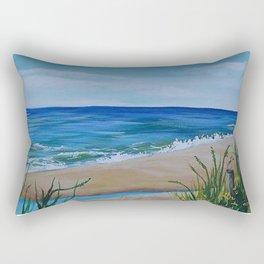 Riptide Beach Club Rectangular Pillow