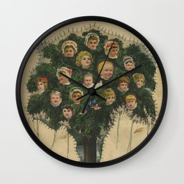 Are You Happy? Wall Clock