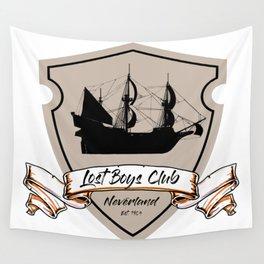 Lost Boys Club Wall Tapestry