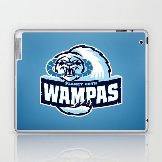 Planet Hoth Wampas - Blue Laptop & iPad Skin