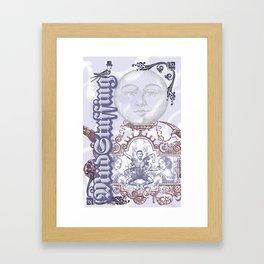 MudStuffing Framed Art Print