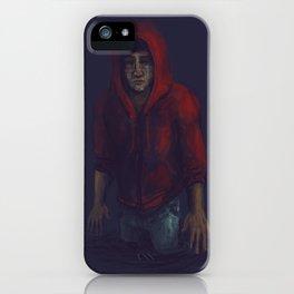 Tangata Whenua iPhone Case